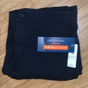 NWT Old Navy navy blue boys pants